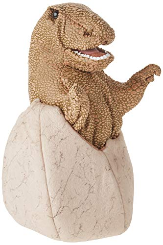 Folkmanis 3134 Dinosaur Egg Hand Puppet, One Size, Multicolor from Folkmanis