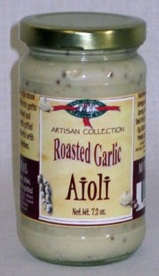 Garlic Survival Company  Roasted Garlic Aioli
