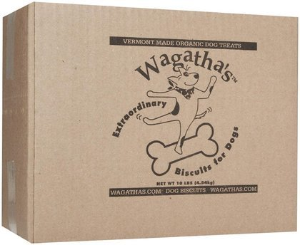 Wagatha'S P.Nutty Banana Biscuits - 10Lb
