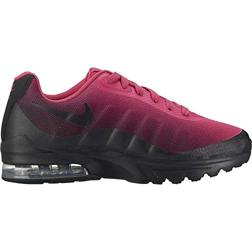 Invigor 600 gs Multicolor Air Zapatillas black rush Pink De Max Nike Para Print Running Mujer qCgEnwE6T