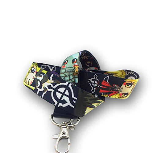 SONY PLAYSTATION EXTRA WIDE CONVENTION STYLE LANYARD BADGE ID HOLDER KEYCHAIN