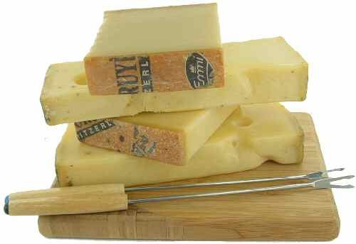 Aged Cheese Fondue Assortment by Gourmet-Food by Gourmet-Food