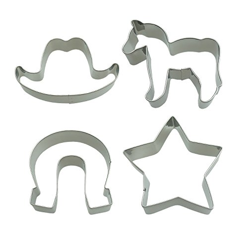 cowboy hat cookie cutter - 2