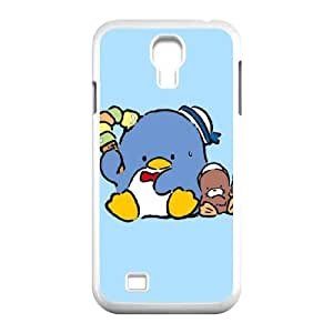 Samsung Galaxy S4 9500 Cell Phone Case White_Tuxedosam and Friend with Ice Cream TR2227967