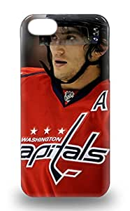 Iphone Cover 3D PC Soft Case NHL Washington Capitals Alex Ovechkin #8 Protective 3D PC Soft Case Compatibel With Iphone 5/5s ( Custom Picture iPhone 6, iPhone 6 PLUS, iPhone 5, iPhone 5S, iPhone 5C, iPhone 4, iPhone 4S,Galaxy S6,Galaxy S5,Galaxy S4,Galaxy S3,Note 3,iPad Mini-Mini 2,iPad Air )