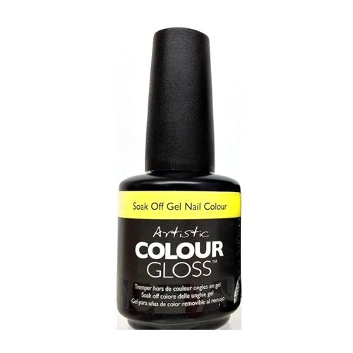 nail soak gloss polish gel