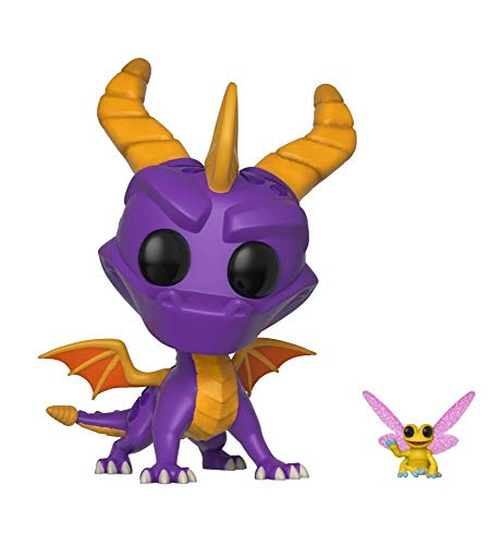 Funko Pop Games Spyro The Dragon - Figuras de accion y coleccionables