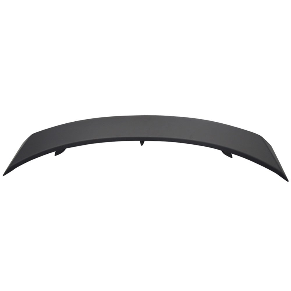 2009 2010 2011 2012 2013 Factory Style Primer Matte Black ABS Car Exterior Trunk Spoiler Rear Wing Tail Roof Top Lid by IKON MOTORSPORTS Trunk Spoiler Wing Fits 2008-2014 Dodge Avenger