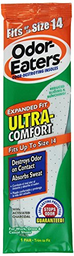 Odor Eaters Ultra Comfort Insoles pair Pack product image