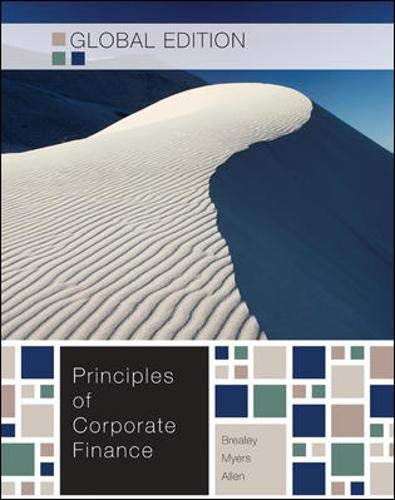 Principles of Corporate Finance – Global Edition