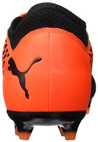 puma De Ag Puma 02 2 Chaussures Orange Pour Football Future Fg Black Hommes 4 shocking Noir TAPTU