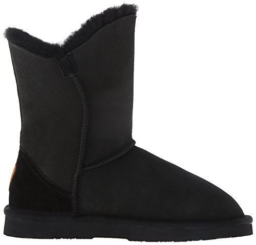 Dije California Womens Liberty Chelsea Boot Black Q5IkKh