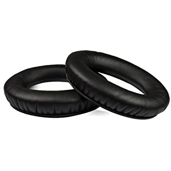 Itis Replacement Earpad Cushions Compatible For Bose Quietcomfort 2 Qc2,quietcomfort 15 Qc15,quietcomfort 25 Qc25, Quietcomfort 35 Qc35, Soundtrue,ae2, Ae2i, Ae2w Headphone With Itis Headphone Cable Clip 4