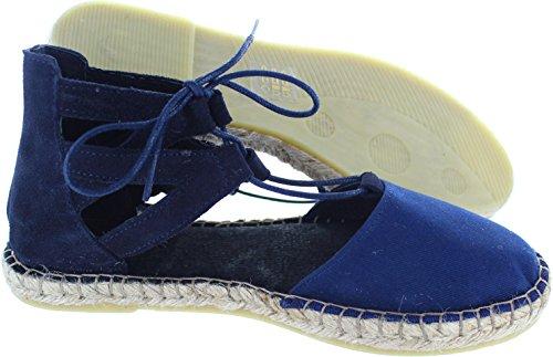 Pieces Pslinnea, Sandali donna blu Blue