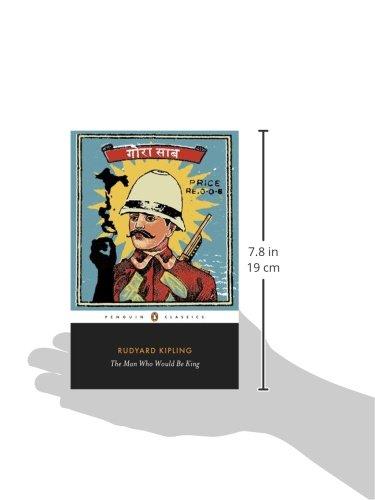 entusiasmo base Río Paraná  The Man Who Would Be King: Selected Stories of Rudyard Kipling Penguin  Classics: Amazon.es: Kipling, Rudyard, Montefiore, Jan: Libros en idiomas  extranjeros