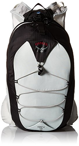 Osprey Packs Rev 12 Hydration Pack, Cirrus Grey, Medium/Large