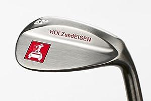 HOLZundEISEN Golfschläger Pitching WEDGE (Rechtshand) - Original Crossgolf...