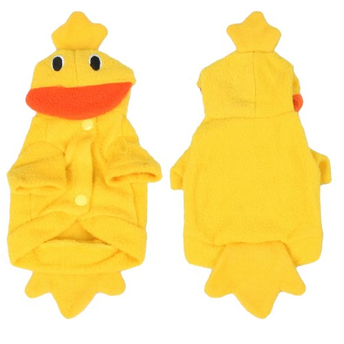 [Water & Wood Costume Party Xmas Duck Design Dog Clothes Pet Apparel XXS by Como] (Duck Costumes For Dog)