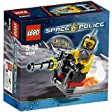 LEGO Space Police Set #8400 Space Speeder