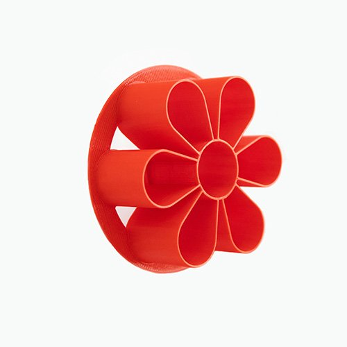 "3.5 "" Daisy Flower Bread Stamp/Daisy Flower Concha Stamp"