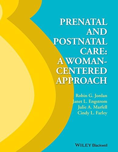 Prenatal and Postnatal Care by Robin G Jordan