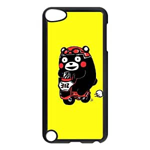 Custom Kumamon Case Cover , Creative Designed For iPod Touch 5