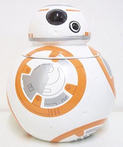 Star wars the force awakens bb-8 cookie jar