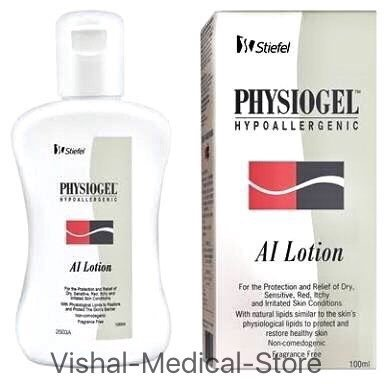 Stiefel Physiogel A.I. Lotion - For the Protection & Relief of Dry,...