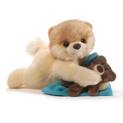GUND Itty Bitty Boo Bedtime Dog Stuffed Animal Plush, -