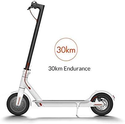 WLPT Scooter eléctrico Plegable, Fibra de Carbono de ...