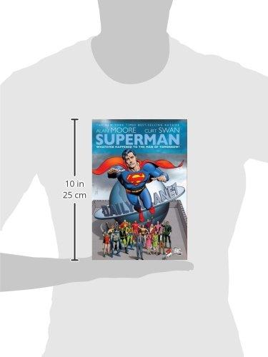 Superman Whatever Happened To Man Of Tomorrow TP: Amazon.es ...
