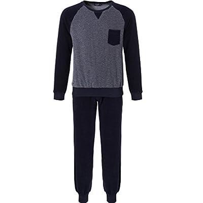 Pastunette 2372-628-2-570 Men's Men Peacoat Pajama Pyjama Set free shipping