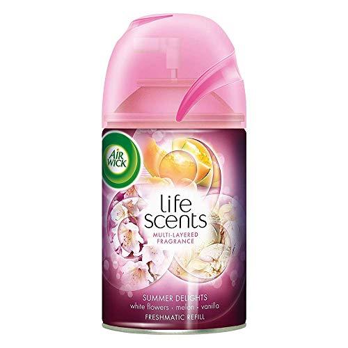 Airwick Freshmatic Life Scents Air-freshner Refill, Summer Delights – 250 ml