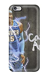 ZippyDoritEduard Scratch-free Phone Case For Iphone 6 Plus- Retail Packaging - Carmelo Anthony