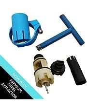 Vaillant Ecotec Driewegkelp omleidingsklep 002020015 - Eenvoudige Reparatie Kit voor Zwarte Kunststof Klep