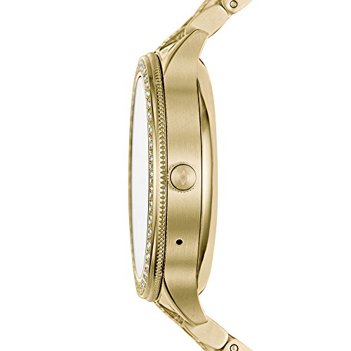 Fossil Gen 3 Smartwatch - Q Venture Gold-Tone Stainless Steel FTW6001 by Fossil (Image #1)