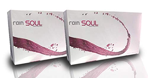 - SOUL Antioxidant Supplement Powerful Superfood (2-Pack) Anti-Inflammatory Full of Vitamins and Minerals/Seed-Based Non-GMO Organic Easy Open and Ready To Drink Pouches (2 Ounces) 30 Per Box by RAIN