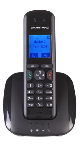 Grandstream GS-DP715 DECT Cordless HD Handset for Mobility VoIP Phone & Device (Dect Mobility)