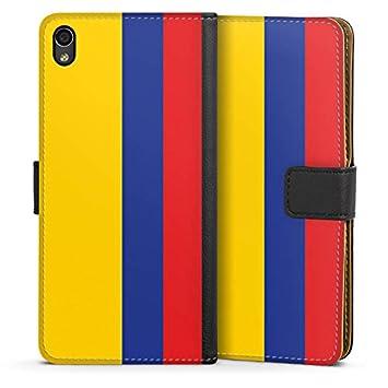 Sony Xperia XA Carcasa Hard Case Cover Colombia Bandera de ...
