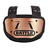 Battle Sports Science Chrome Youth Football Backbone Back Plate (25AC0000XX-YOUTH)