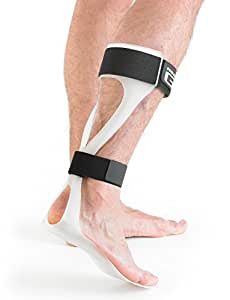 NEO G Reflex AFO/Drop Foot - SMALL - RIGHT - Medical Grade Quality, adjustable straps HELPS drop foot, nerve injury, maintain a neutral foot position, stabilize the ankle & relieve pressure - Unisex