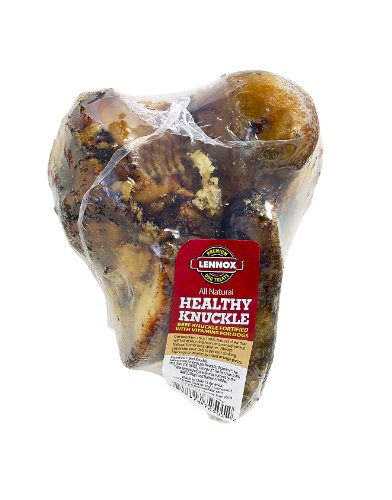 Lennox Beef Knuckle Bone with Vitamins, 6-Inch