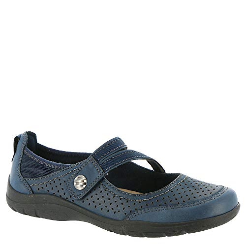 Origins Vintage Femmes Leather Earth Navy Blue 68dWw4