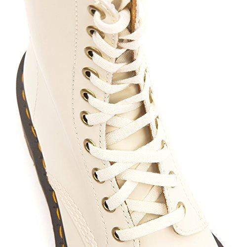 blanco botas Dr Alix mujer Martens de wq1X6a