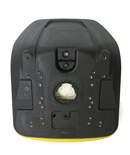 Welironly New Yellow HIGH BACK SEAT for John Deere Lawn Mower Models L100 L105 L107 L110,#id(theropshop; TRYK130271625828623