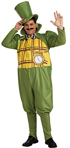 Rubies Wizard Of Oz 75th Anniversary Edition Mayor Of Munchkinland Deluxe Adult Costume, Multicolor, Standard Costume