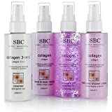 SBC Collagen Skincare 4-piece 100ml travel / gift set by SBC