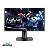 ASUS VG279Q 27' Full HD 1080p IPS 144Hz 1ms (MPRT) DP HDMI DVI Eye Care Gaming Monitor with FreeSync/Adaptive Sync