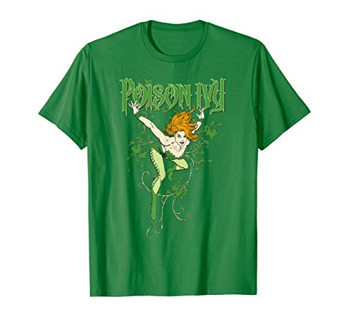 Batman Poison Ivy T Shirt]()