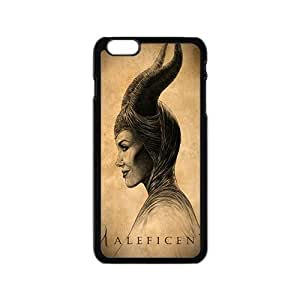 Maleficent Angelina Jolie Cell Phone Case for Iphone 6